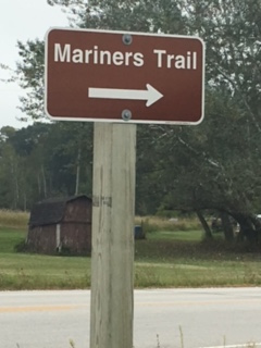 MarinersTrailSign
