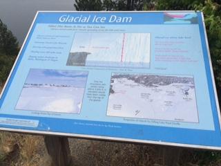 Glacialicedam